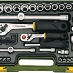 Proxxon 23294 Steckschlüsselsatz - 65-teilig